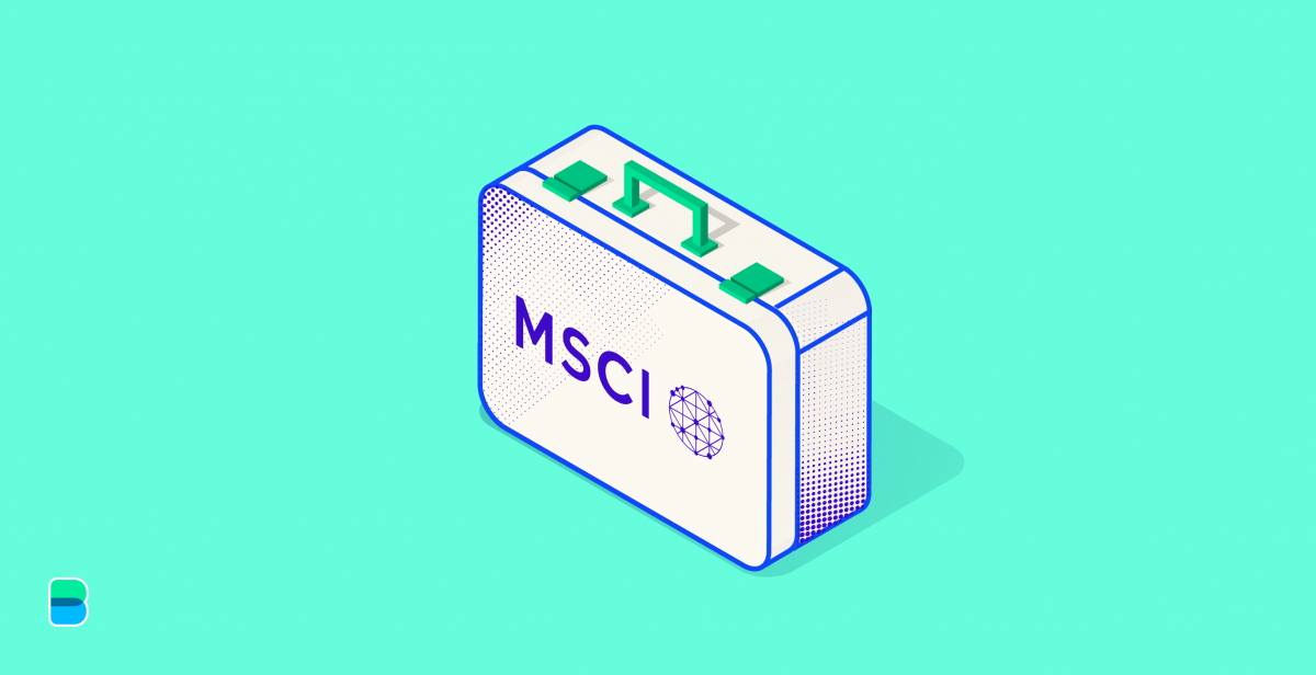 what is MSCI?